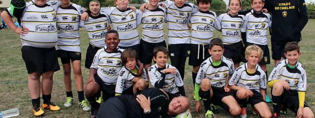 Retour sur le week-end de l'École de Rugby