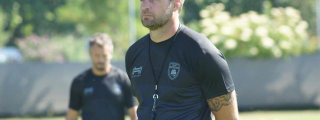 Romain Carmignani, entraîneur des Espoirs !
