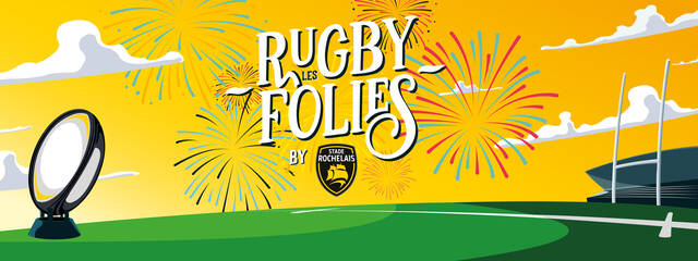 Rugbyfolies, venez déguisés !