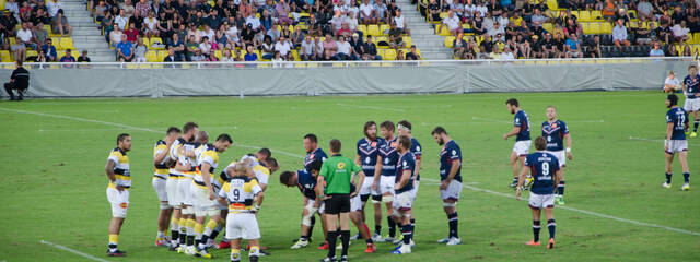 Stade Rochelais 23 - 14 Union Bordeaux Bègles