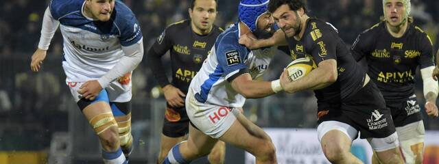 Stade Rochelais - Castres : les réactions d'après match !