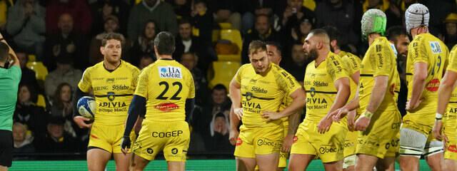 Stade Rochelais / Sale Sharks : la compo !