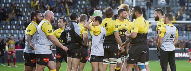Stade Rochelais / UBB : the team