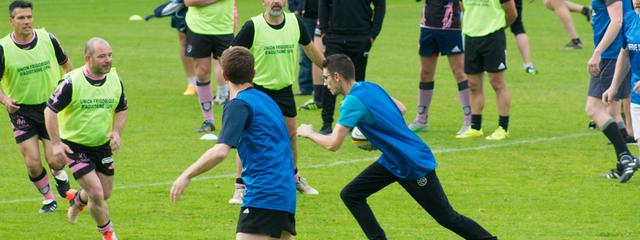 Touch Rugby du Club Partenaires 2017 !