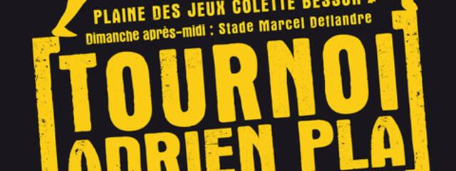 Tournoi Adrien Pla !