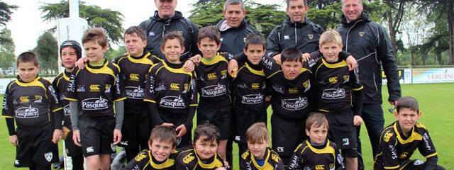Tournoi de l'Ecole de Rugby à Puilboreau