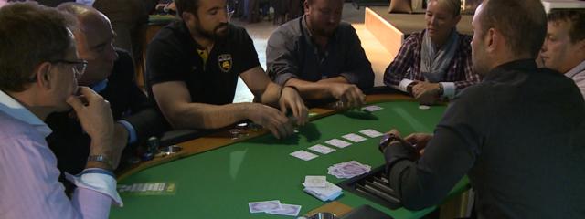Un Tournoi de Poker pour le 1er RDV du Club Partenaires