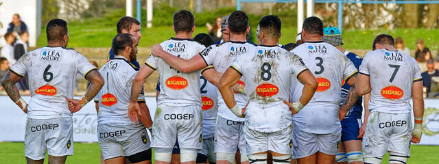 USAP / Stade Rochelais : the team