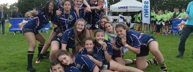 Vice-Championnes de France !