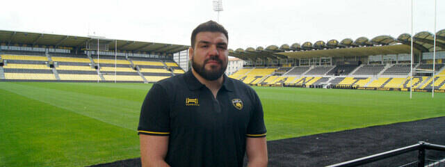 Ramiro Herrera rejoint le Stade Rochelais