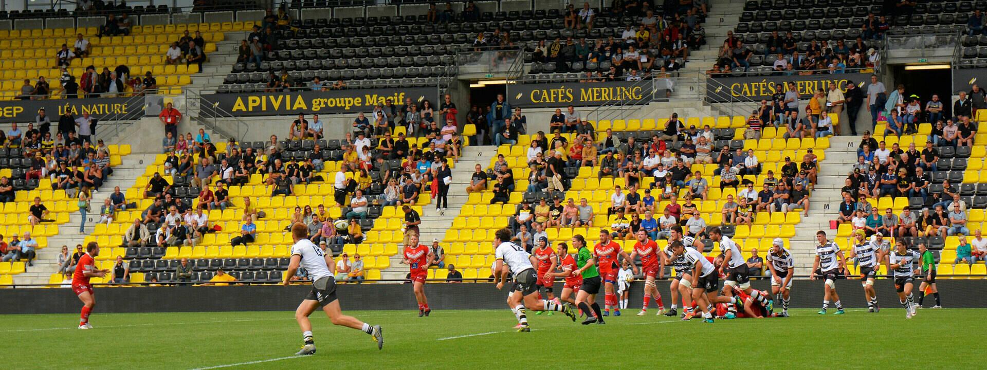 Dimanche Rugby à Deflandre !