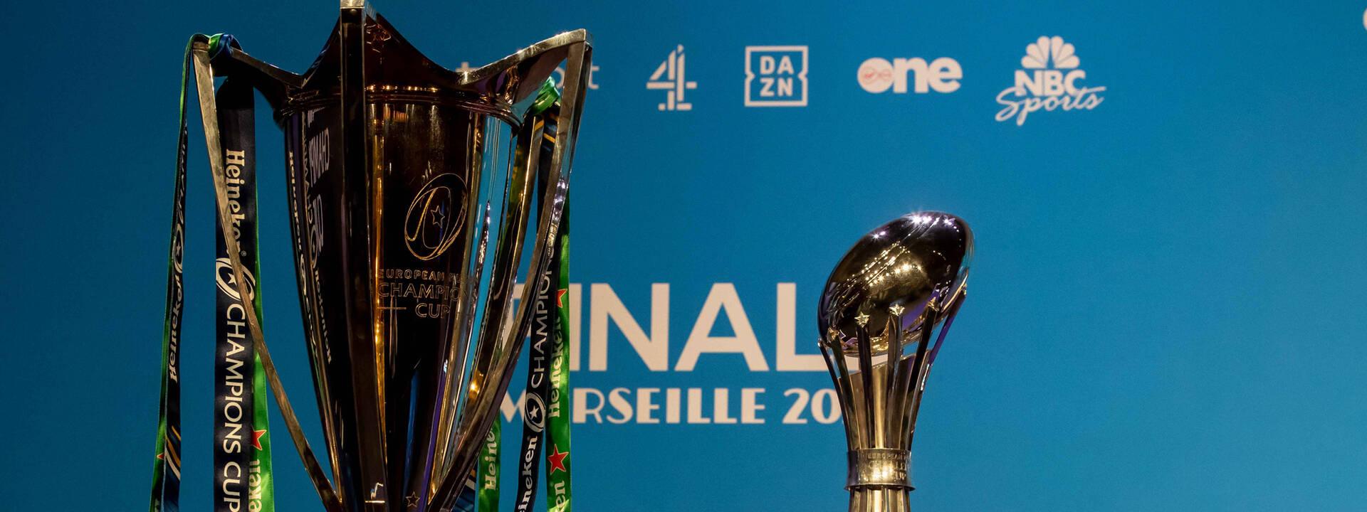 Le calendrier de la Champions Cup dévoilé