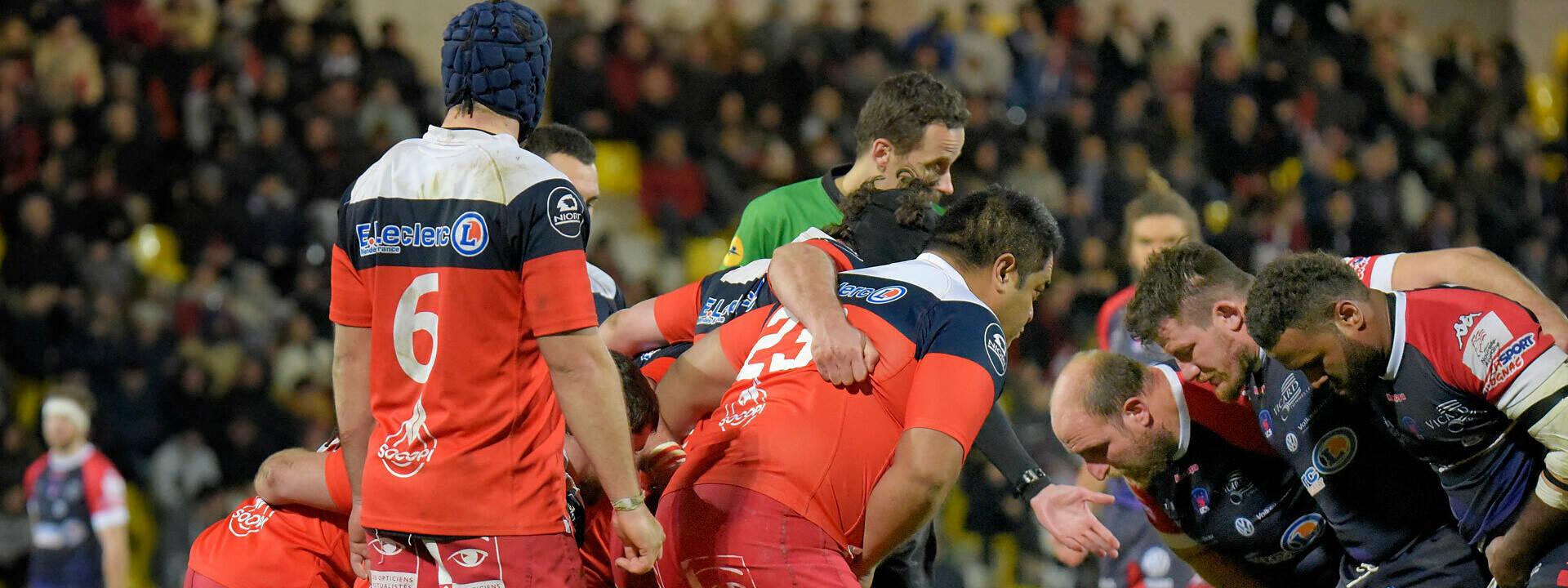 Le Niort Rugby Club de retour à Deflandre !
